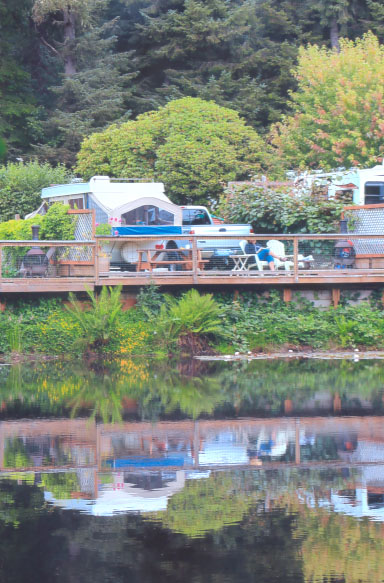 Photo of Our RV and Camp Sites